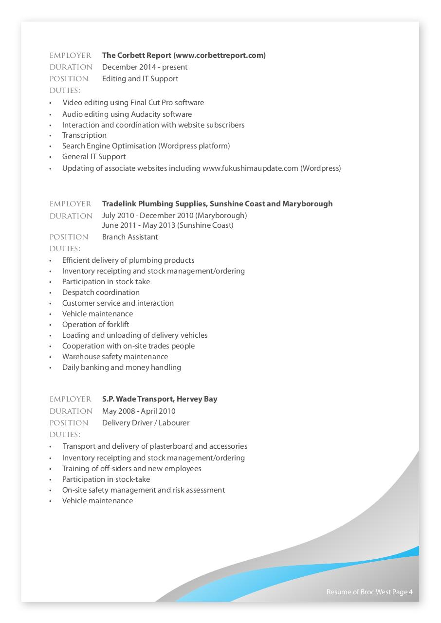 Document preview BROC_WEST_RESUME_2015.pdf - page 4/5