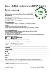 PDF Document anmeldeformular kleinfeldturnier damen