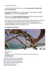 maledivisches korallen projekt f r unsere facebook freunde