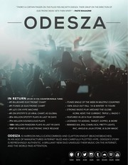 odesza one sheet 04 15 15