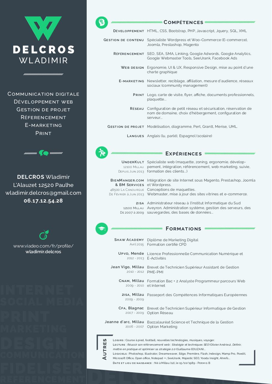 Document preview wladimir-delcros-cv.pdf - page 1/1