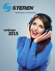 catalogo steren 2015