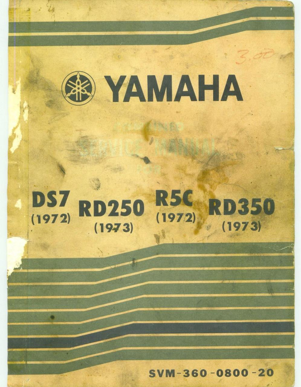 Yamaha Rd 250 Ds7 350 r5C 72-73 Service Manual English.pdf - page