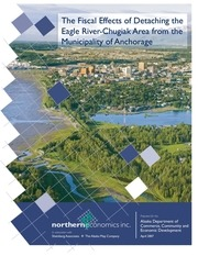 eagle river fiscal effects