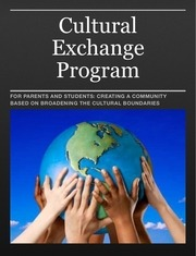 edc 550 cultural exchange program