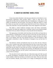 home shelter vantran