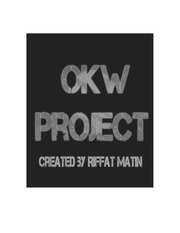okw project 1