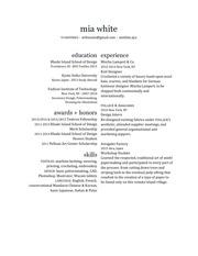 resume2015 3
