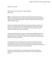 ombudsman plainte lasphere 20150309