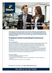 praktikant controlling e commerce