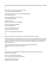 PDF Document four three part future poems for hot christian dads