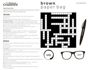 crossword revise 2