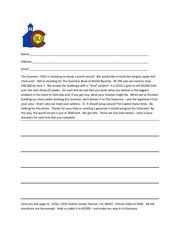 PDF Document cosli link page