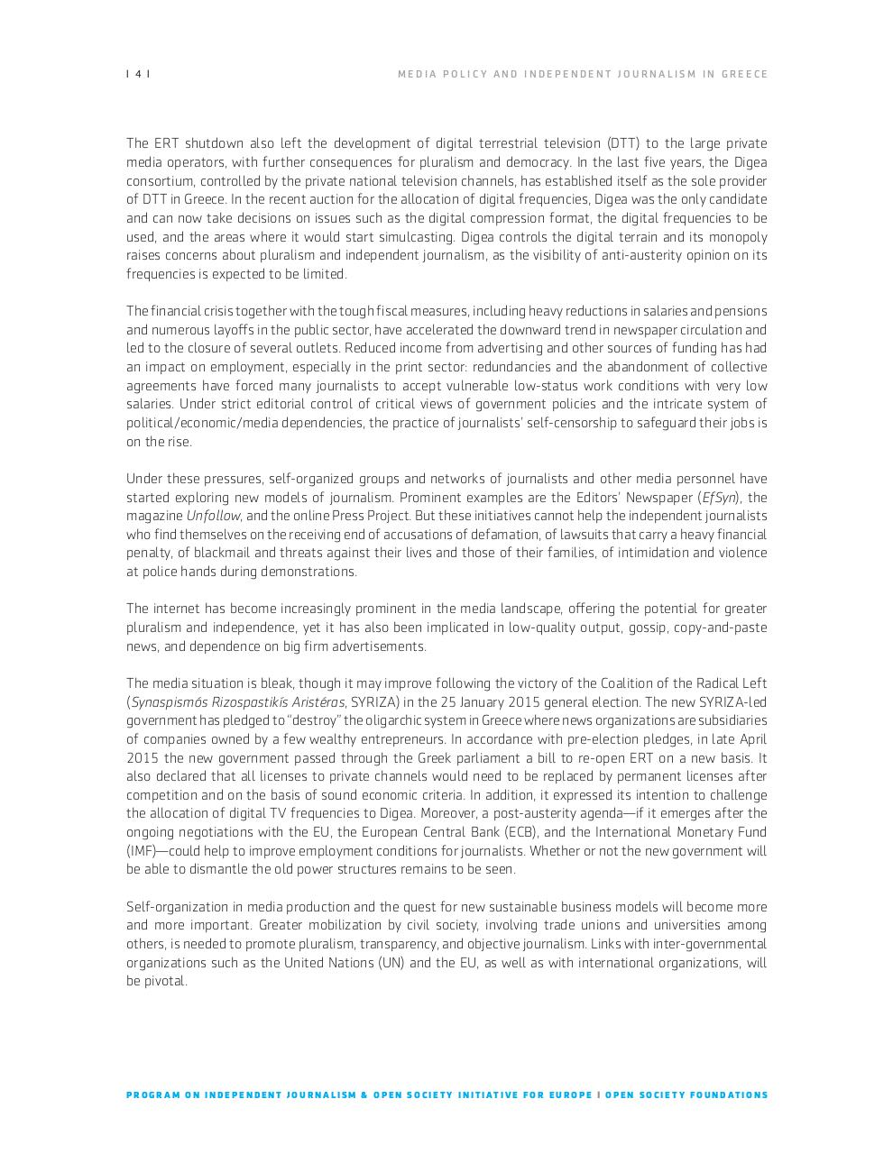 media-policy-independent-journalism-greece-20150511.pdf - page 4/44
