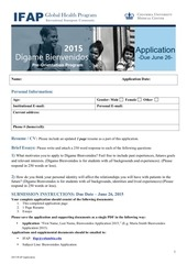 2015 digameapplication