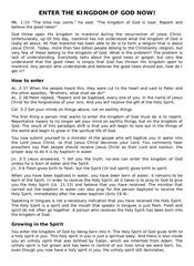 PDF Document enter the kingdom of god now