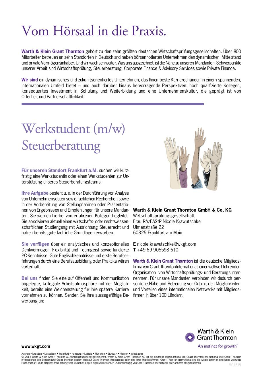 Document preview Werkstudenten_Steuerberatung_FRA.PDF - page 1/1
