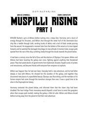 muspilli rising dopinephrine 5