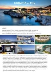 voyage en croatie juillet 2015 2 opt
