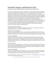 PDF Document scientific inquiry and research club executive subboard