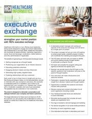 hci executive exchange