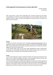 erfahrungsbericht tierschutz esperanca 1