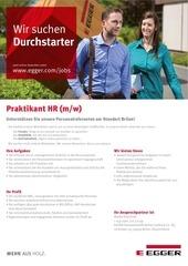 PDF Document anzeige egger bri hr praktikum