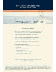 features viking absolute return fund