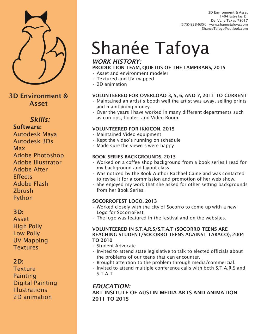 Document preview STafoya_Resume.pdf - page 1/1