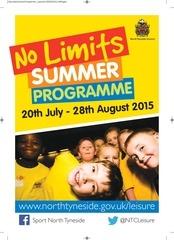 no limits summer 15