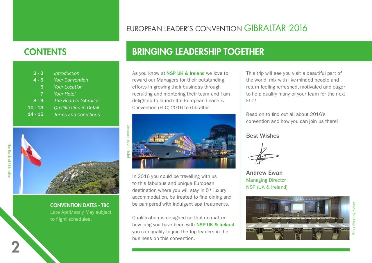 ELC - Gibraltar Launch Booklet.pdf - page 2/16