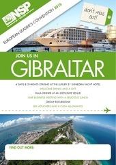 elc gibraltar poster a3