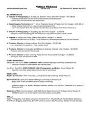PDF Document resume2