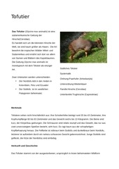 tofutier wiki