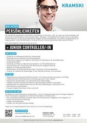 PDF Document stellenanzeige junior controller