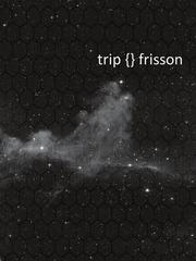 trip frisson 6x8in reprint
