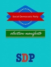 PDF Document tmp 3029 social democrats manifesto 1228112205