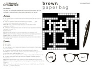 crossword 10 07 15