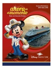 PDF Document disney cruise line 2015 espanol