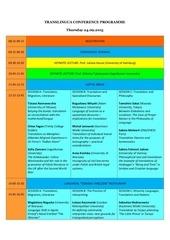 PDF Document translingua conference programme 1