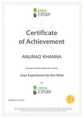 subject certificate 01 october 2014