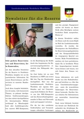 newsletter f r die reserve ii 2015