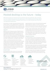 qcloud hosted desktop