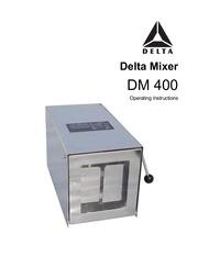 delta mixer op manual