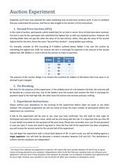 PDF Document instructions