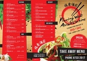 flaming wok takeaway menu 2
