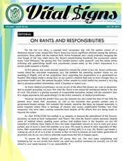 vs 06 on rants and responsibilities