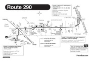 route 290 map