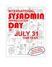 sysadmin day 2015