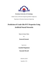 artificial neural networks in petroleum engineering
